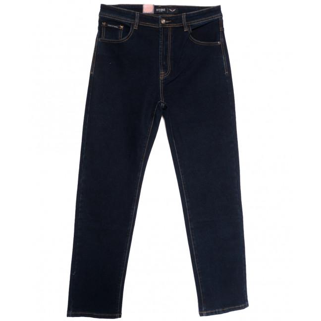 5104 (5104D) Vitions джинсы мужские батальные темно-синие осенние стрейчевые (34-44, 8 ед.) Vitions: артикул 1113615