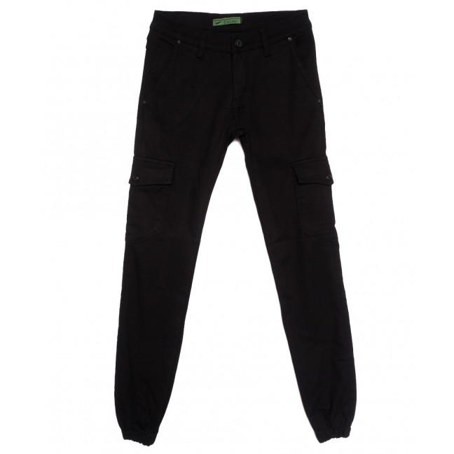 3009 Colomer брюки карго мужские на байке черные зимние стрейчевые (29-36, 7 ед.) Colomer: артикул 1115777