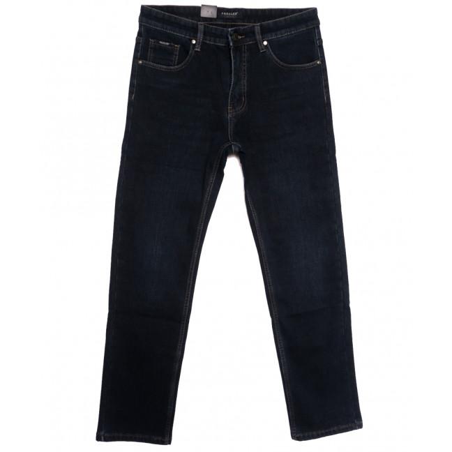 1079 Pаgalee джинсы мужские полубатальные на флисе темно-синие зимние стрейчевые (32-40, 8 ед.) Pagalee: артикул 1115691