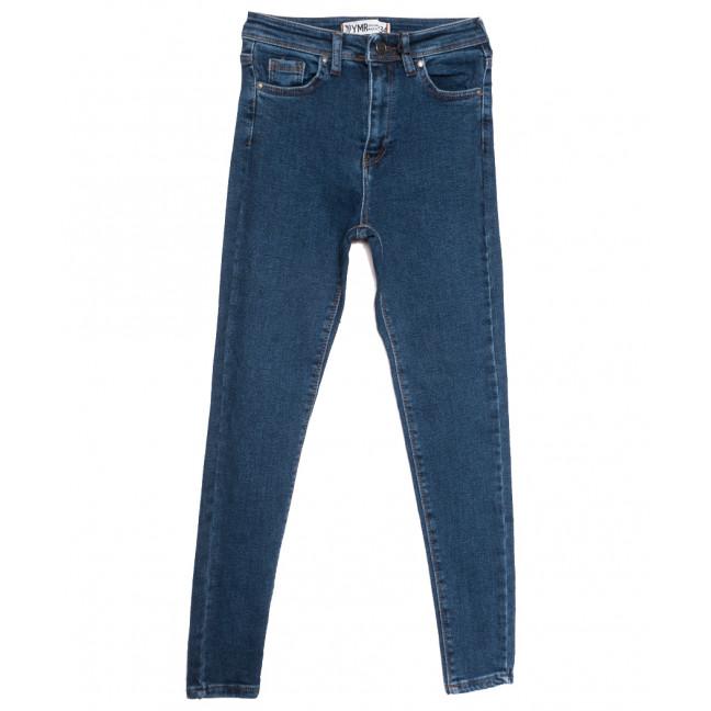 20114 YMR джинсы женские синие осенние стрейчевые (34-42,евро, 8 ед.) YMR: артикул 1116088