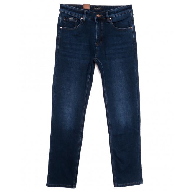 1072 Pаgalee джинсы мужские на флисе синие зимние стрейчевые (31-38, 8 ед.) Pagalee: артикул 1115705