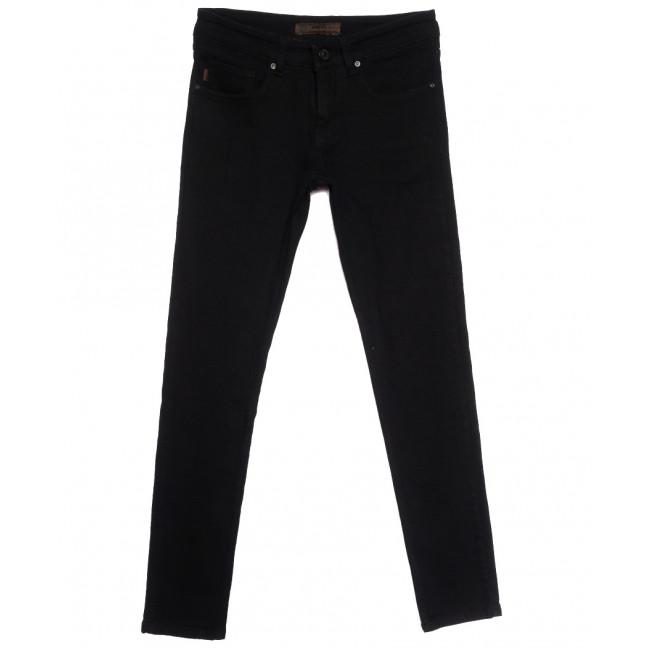1682 Konica джинсы мужские на байке черные зимние стрейчевые (29-36, 7 ед.) Konica: артикул 1116148