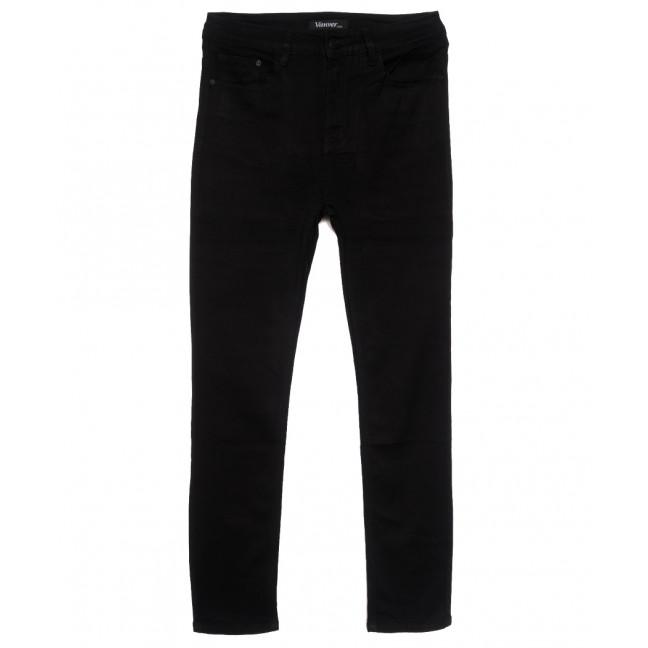 81509 Vanver джинсы женские батальные черные осенние стрейчевые (32-42, 6 ед.) Vanver: артикул 1115605