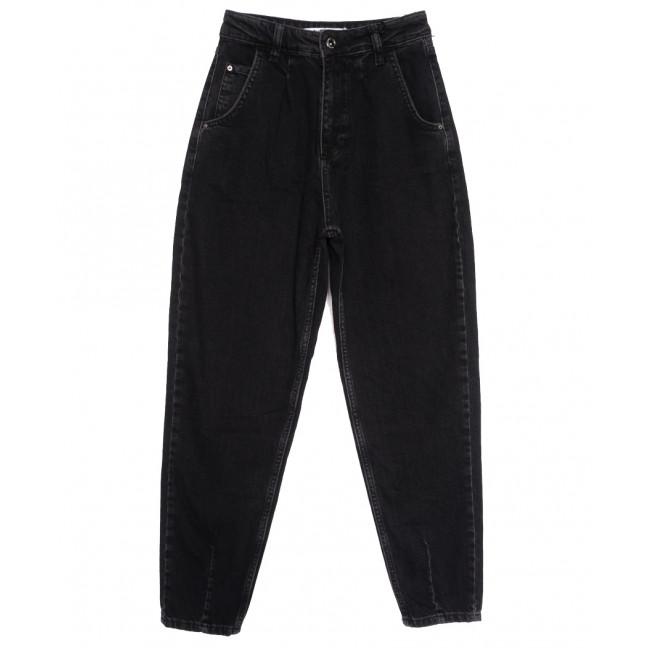 2004 черные Esqua джинсы-баллон осенние коттоновые (25-30, 6 ед.) Esqua: артикул 1116139