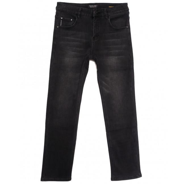9100 Dimarkis Day джинсы мужские на флисе серые зимние стрейчевые (30-40, 8 ед.) Dimarkis Day: артикул 1115680