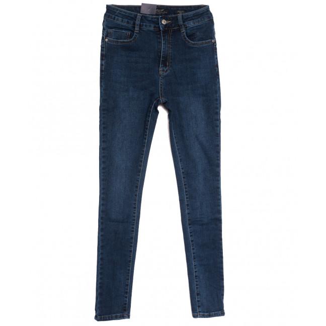 5423 Gallop джинсы женские на байке синие зимние стрейчевые (26-31, 6 ед.) Gallop: артикул 1115201
