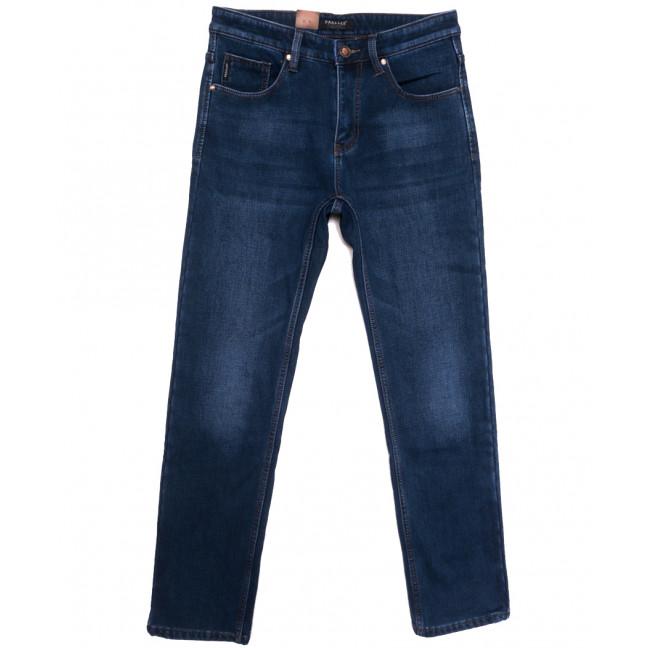 1084 Pаgalee джинсы мужские полубатальные на флисе темно-синие зимние стрейчевые (32-36, 8 ед.) Pagalee: артикул 1115701