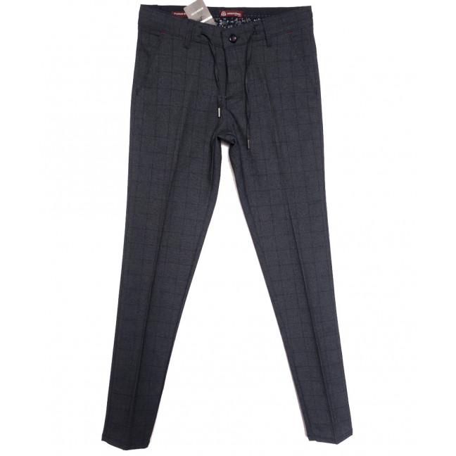 0471 синие Missouri брюки мужские осенние стрейчевые (29-34, 7 ед.) Missouri: артикул 1115940