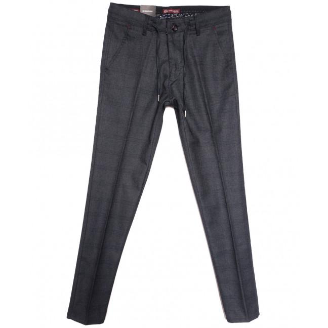 0453 темно-серые Missouri брюки мужские осенние стрейчевые (29-34, 7 ед.) Missouri: артикул 1115936