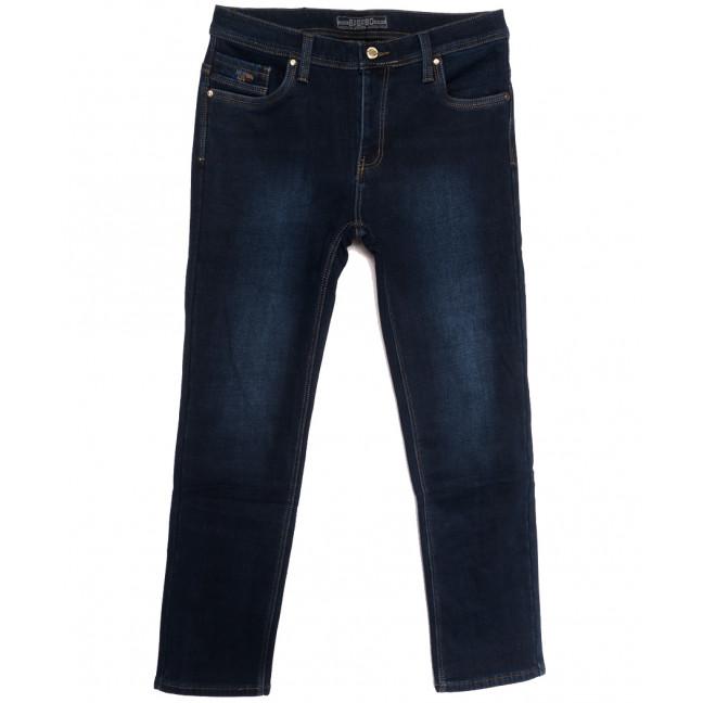 2020 Bagrbo джинсы мужские на флисе синие зимние стрейчевые (29-38, 8 ед.) Bagrbo: артикул 1115390