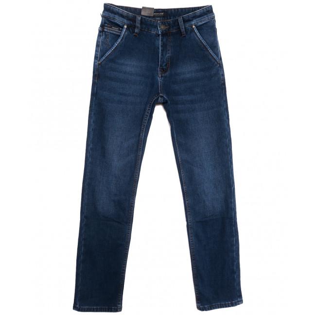 1099 Pаgalee джинсы мужские на флисе синие зимние стрейчевые (29-38, 8 ед.) Pagalee: артикул 1115703