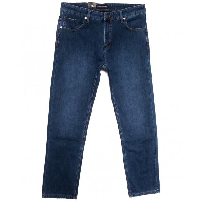 2093 Dsqatard джинсы мужские батальные на флисе синие зимние стрейчевые (36-46, 8 ед.) Dsqatard: артикул 1115711