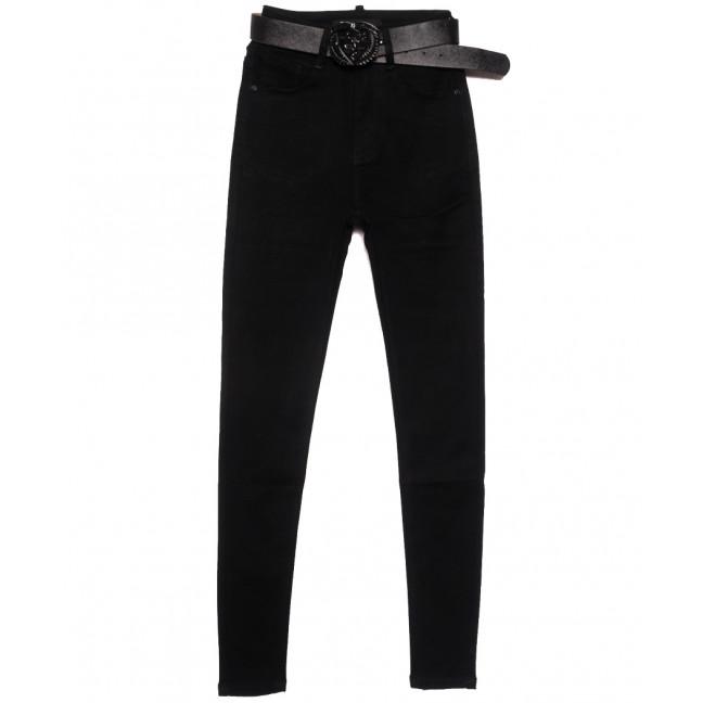 81533 Vanver джинсы женские черные осенние стрейчевые (25-30, 6 ед.) Vanver: артикул 1115604