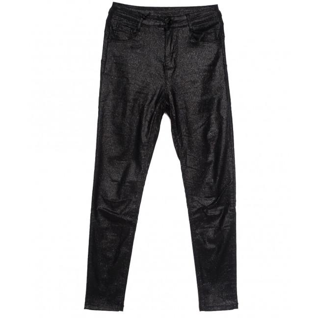 5256 Saint Wish брюки-лосины на флисе черные зимние стрейчевые (XS-XL, 6 ед.) Saint Wish: артикул 1115620