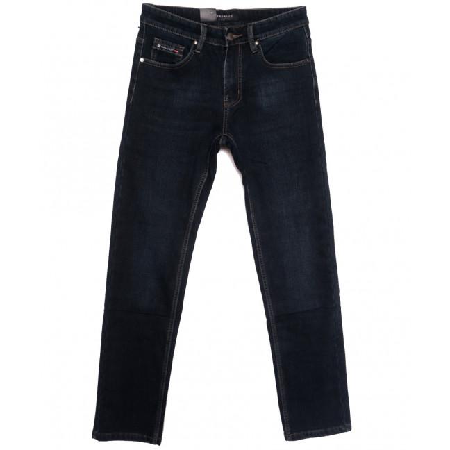 1091 Pаgalee джинсы мужские на флисе синие зимние стрейчевые (30-38, 8 ед.) Pagalee: артикул 1115694