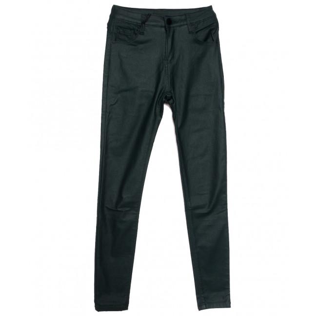 2033 Saint Wish брюки-лосины на флисе зеленые зимние стрейчевые (25-30, 6 ед.) Saint Wish: артикул 1115619
