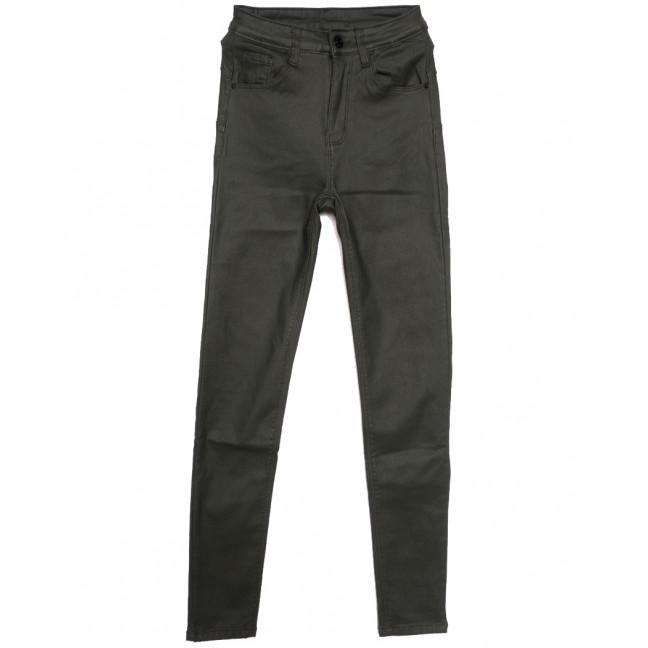 7802-11 Saint Wish брюки-лосины на флисе хаки зимние стрейчевые (25-30, 6 ед.) Saint Wish: артикул 1115622