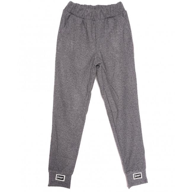 0015-42 серые Exclusive брюки женские зимние стрейчевые (42-48,норма, 4 ед.) Exclusive: артикул 1115976