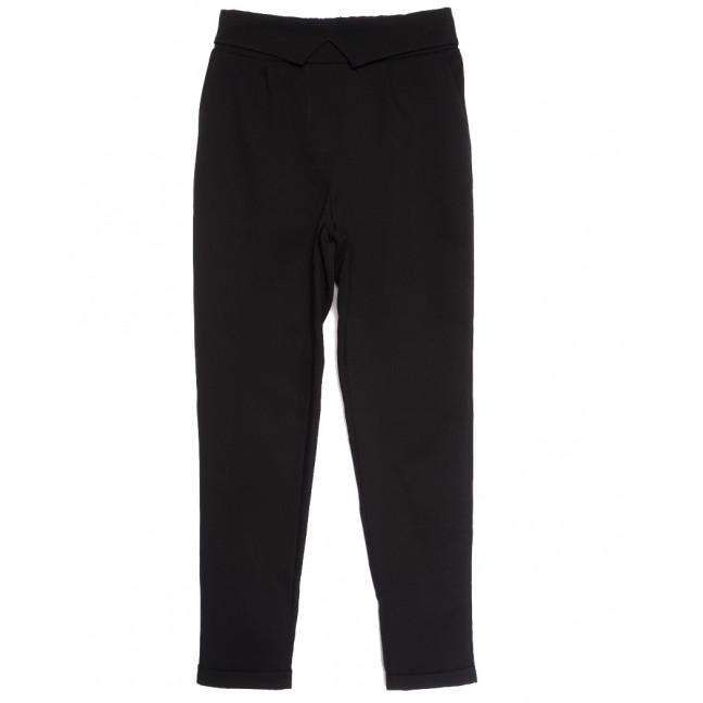 0006 черные Exclusive брюки женские осенние стрейчевые (42-48,норма, 4 ед.) Exclusive: артикул 1115157