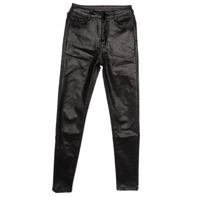 5252-1 Saint Wish брюки-лосины на флисе черные зимние стрейчевые (XS-XL, 6 ед.) Saint Wish: артикул 1115624