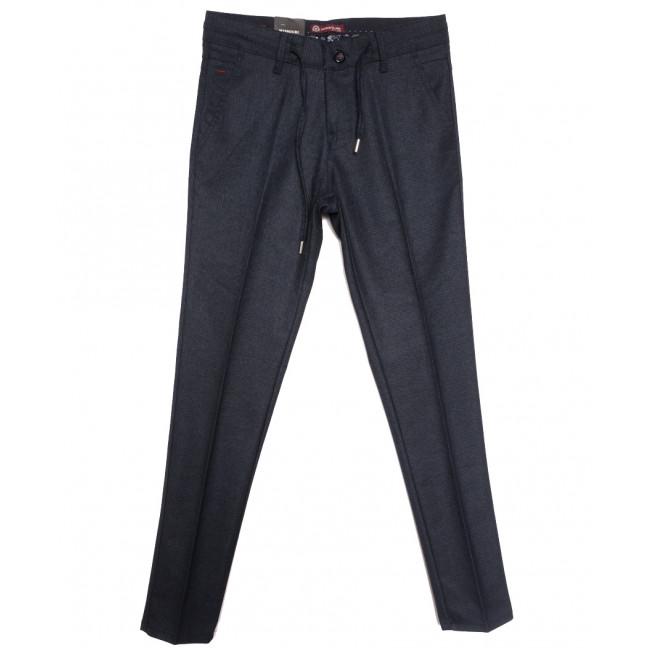 0462 синие Missouri брюки мужские осенние стрейчевые (29-34, 7 ед.) Missouri: артикул 1115937