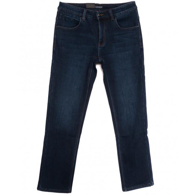 5118 Vitions джинсы мужские полубатальные на флисе синие зимние стрейчевые (32-38, 8 ед.) Vitions: артикул 1115582