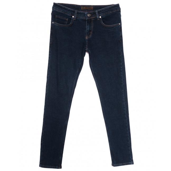 1718 синие Konica джинсы мужские на байке зимние стрейчевые (29-36, 7 ед.) Konica: артикул 1116151
