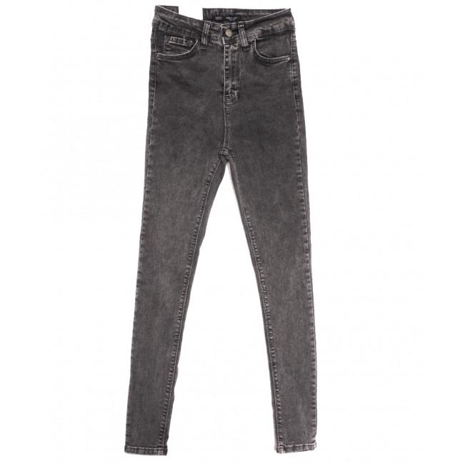 5904 Hepyek джинсы женские серые осенние стрейчевые (26-31, 8 ед.) Hepyek: артикул 1116167