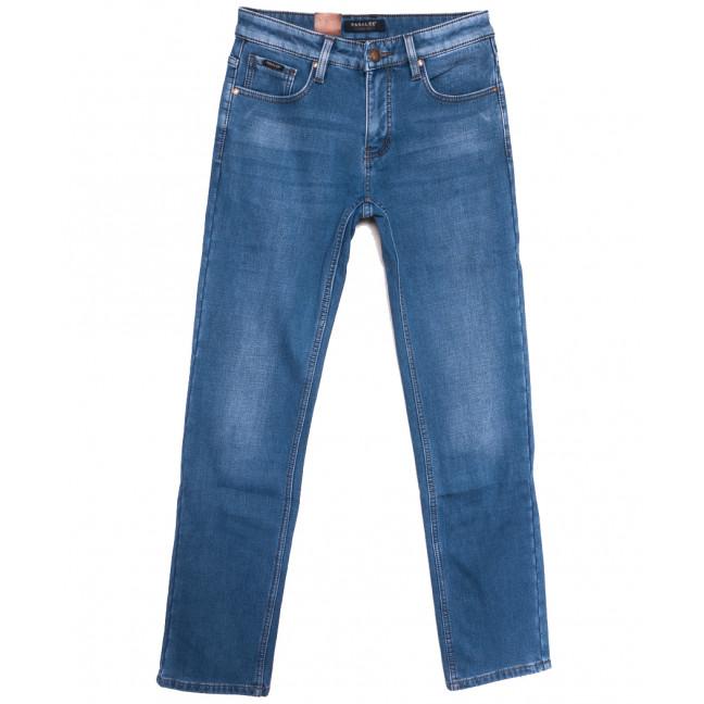 1033 Pаgalee джинсы мужские на флисе синие зимние стрейчевые (29-38, 8 ед.) Pagalee: артикул 1115714