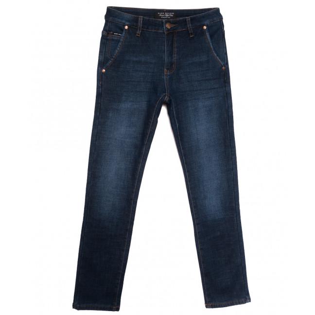 9028 Mаrk Walker джинсы мужские на флисе синие зимние стрейчевые (29-38, 8 ед.) Mark Walker: артикул 1115742