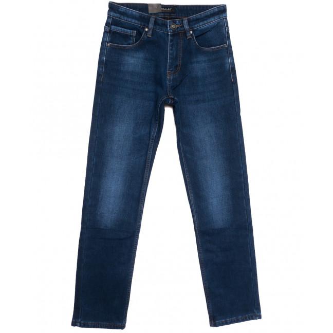 1088 Pаgalee джинсы мужские на флисе синие зимние стрейчевые (29-38, 8 ед.) Pagalee: артикул 1115710