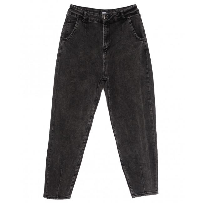 1031 серые Esqua джинсы-баллон полубатальные осенние стрейчевые (28-33, 6 ед.) Esqua: артикул 1115765