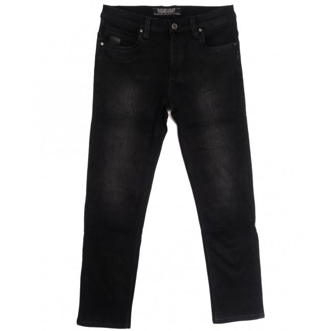 1552 Bagrbo джинсы мужские на флисе серые зимние стрейчевые (30-38, 8 ед.) Bagrbo: артикул 1115385