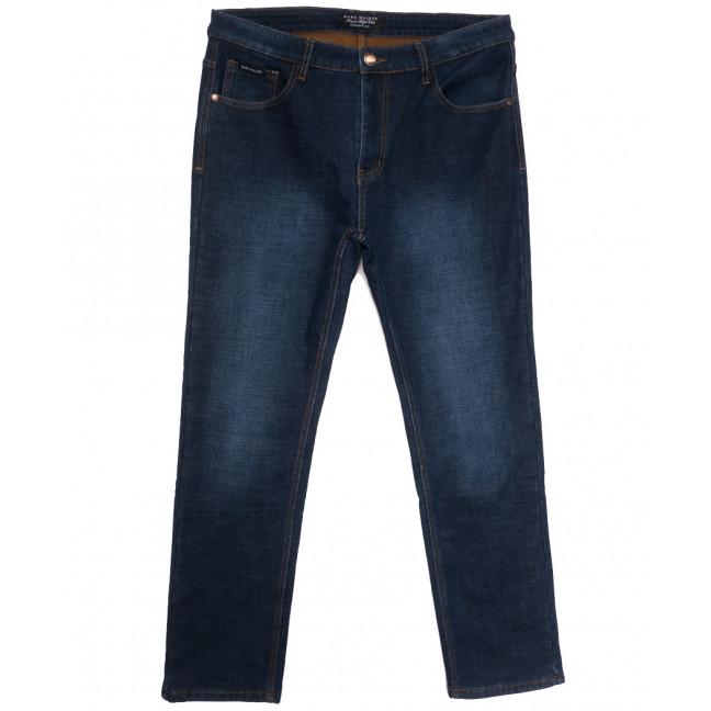 9902 Mаrk Walker джинсы мужские батальные на флисе синие зимние стрейчевые (36-42, 8 ед.) Mark Walker: артикул 1115739