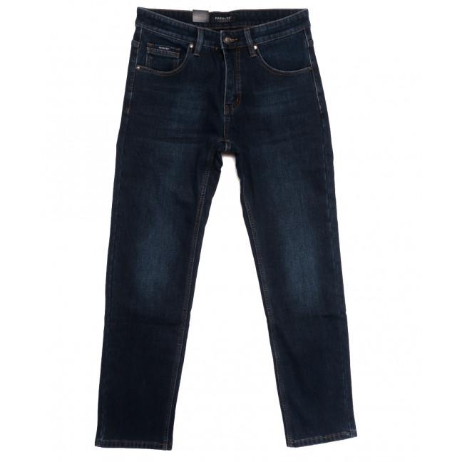 1073 Pаgalee джинсы мужские полубатальные на флисе синие зимние стрейчевые (32-38, 8 ед.) Pagalee: артикул 1115696