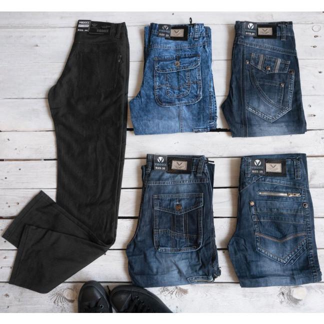 1045 Vigoocc джинсы мужские микс моделей и размеров (35 ед.) #партнер10 Vigoocc: артикул 1115675