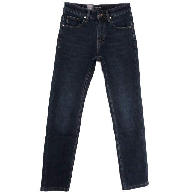1086 Pаgalee джинсы мужские на флисе синие зимние стрейчевые (29-38, 8 ед.) Pagalee: артикул 1115704
