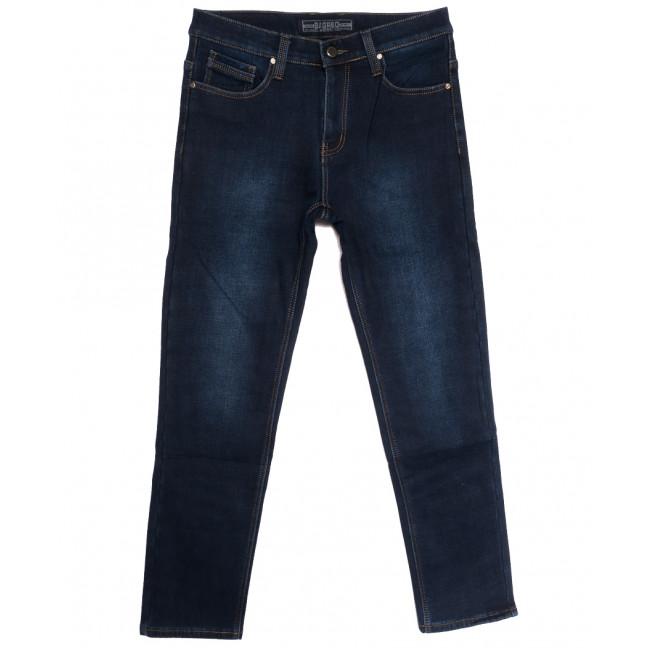 2031 Bagrbo джинсы мужские полубатальные на флисе синие зимние стрейчевые (32-42, 8 ед.) Bagrbo: артикул 1115381