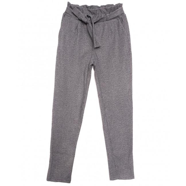 0013-42 серые Exclusive брюки женские зимние стрейчевые (42-48,норма, 4 ед.) Exclusive: артикул 1115974