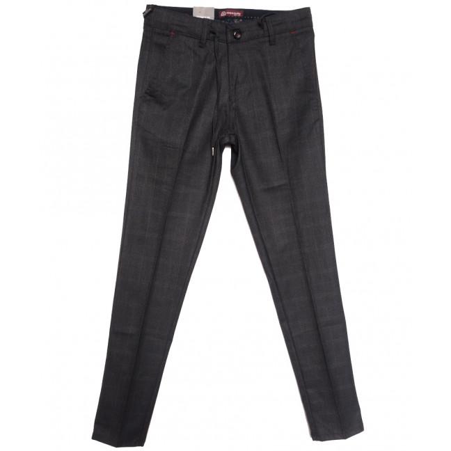 0217 серые Missouri брюки мужские осенние стрейчевые (29-34, 7 ед.) Missouri: артикул 1115933
