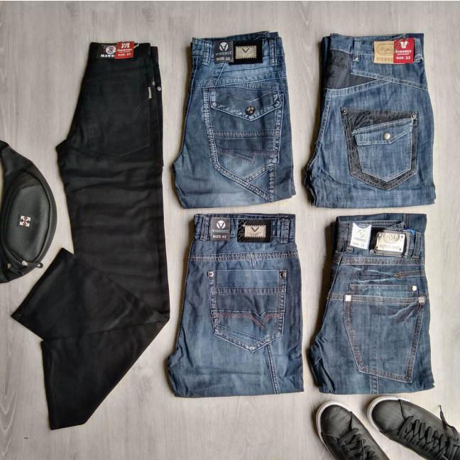 1027 Vigoocc джинсы мужские микс моделей и размеров (35 ед.) #партнер10 Vigoocc: артикул 1115021