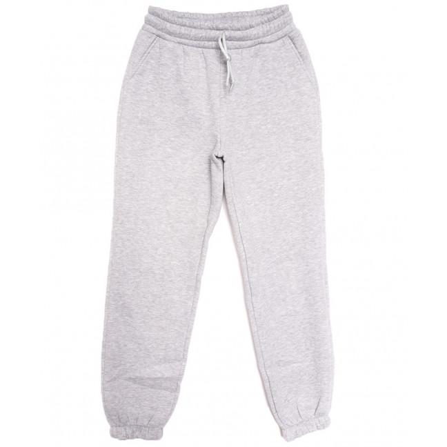 0239-44 серые Exclusive брюки женские спортивные на флисе зимние стрейчевые (42-48,норма, 4 ед.) Exclusive: артикул 1115961