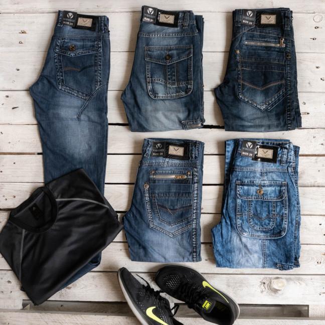 1051 Vigoocc джинсы мужские микс моделей и размеров (35 ед.) #партнер10 Vigoocc: артикул 1116015