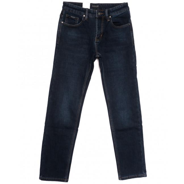 1042 Pаgalee джинсы мужские на флисе синие зимние стрейчевые (30-38, 8 ед.) Pagalee: артикул 1115713