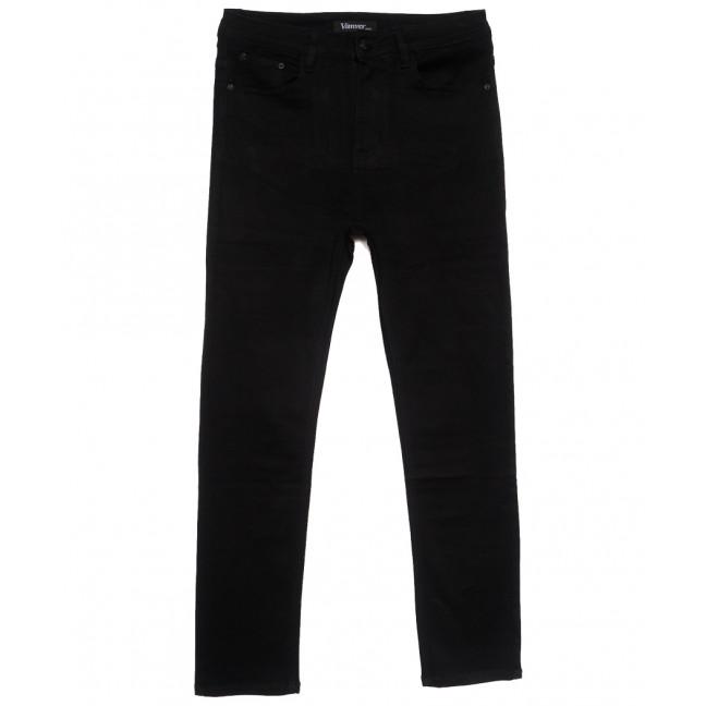 81505 Vanver джинсы женские батальные черные осенние стрейчевые (32-42, 6 ед.) Vanver: артикул 1115607