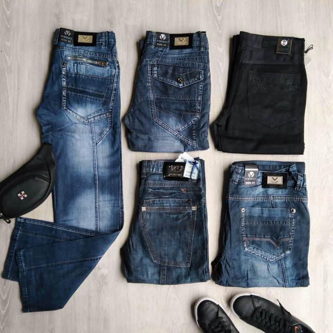1026 Vigoocc джинсы мужские микс моделей и размеров (35 ед.) #партнер10 Vigoocc: артикул 1115020