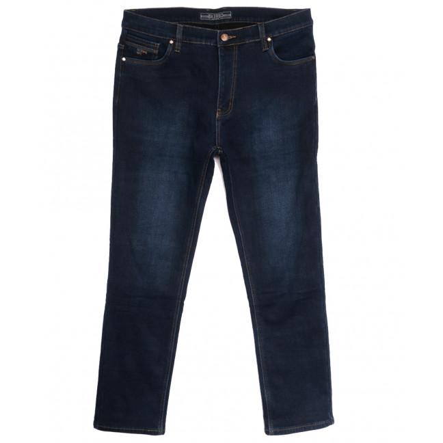 2027 Bagrbo джинсы мужские на флисе синие зимние стрейчевые (29-38, 8 ед.) Bagrbo: артикул 1115397