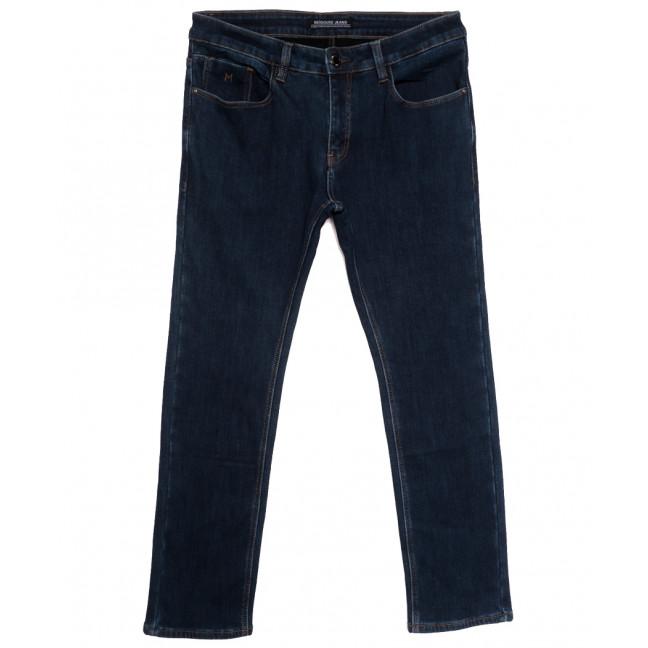 32777 Reigouse джинсы мужские полубатальные на флисе синие зимние стрейчевые (32-42, 8 ед.) REIGOUSE: артикул 1115721