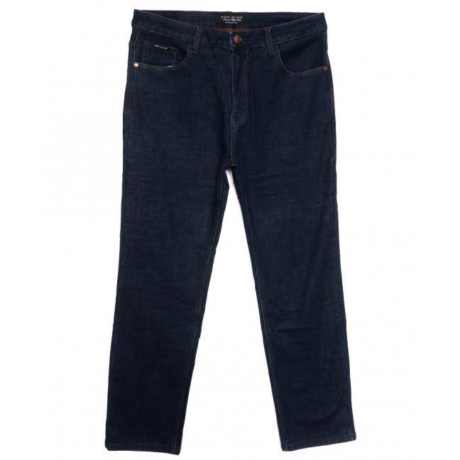 1080 Mаrk Walker джинсы мужские батальные на флисе темно-синие зимние стрейчевые (36-46, 8 ед.) Mark Walker: артикул 1115738