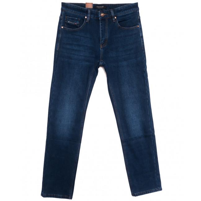 1082 Pаgalee джинсы мужские полубатальные на флисе синие зимние стрейчевые (32-38, 8 ед.) Pagalee: артикул 1115707